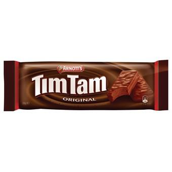Arnott's Tim Tam 澳洲经典威化巧克力饼干 经典原味 200克