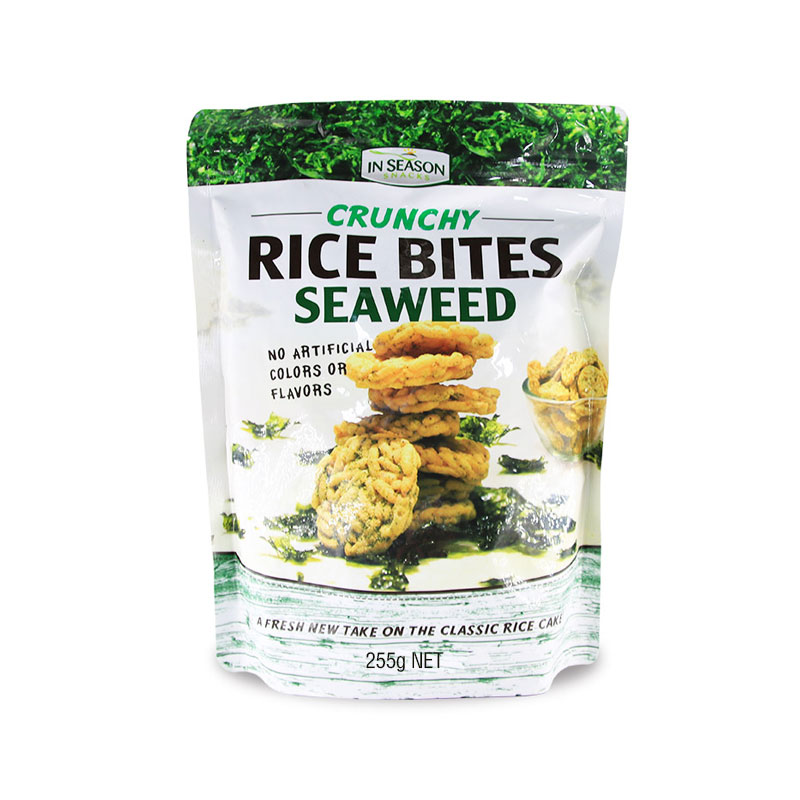 crunchy 海苔米饼 255g