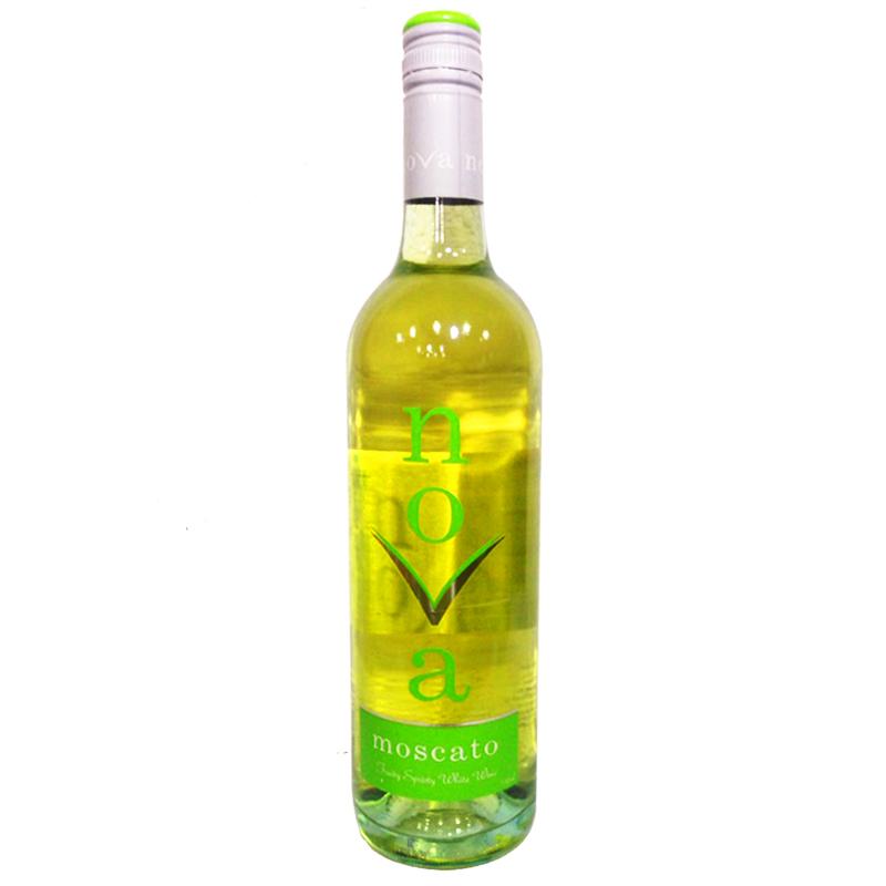 BlueRiver 蓝河 诺瓦莫斯卡托起泡白葡萄酒 单瓶装
