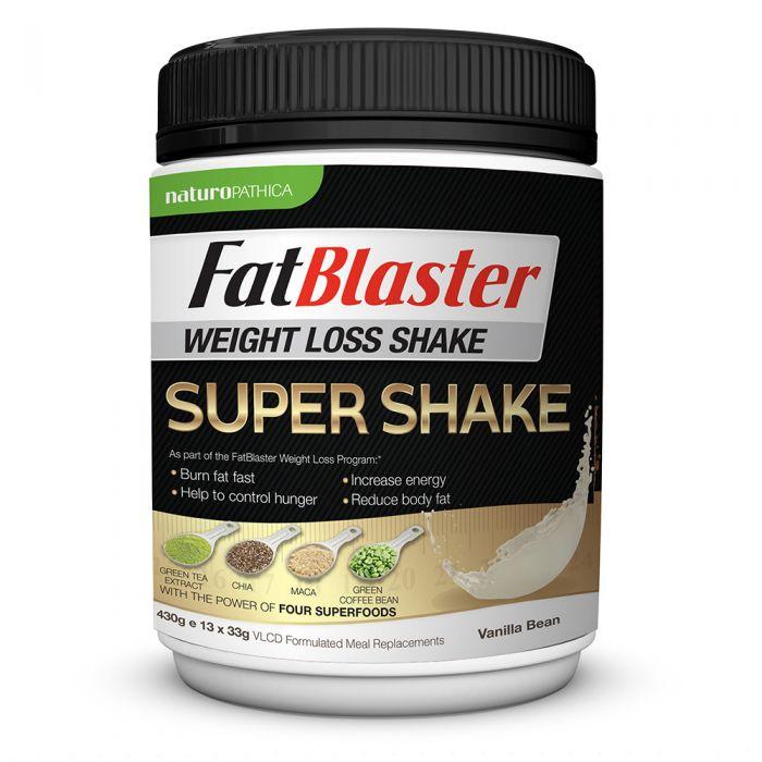 FAT BLASTER 减肥超级奶昔 香草味 430g