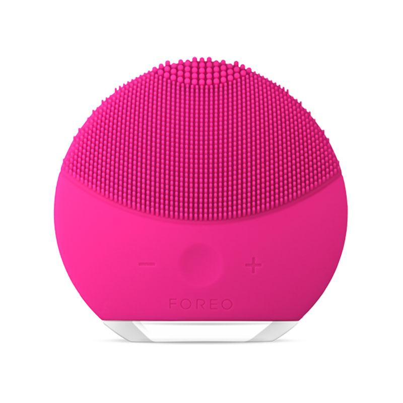 Luna mini2 露娜迷你 电动硅胶美容洁面仪 桃红色 无保修