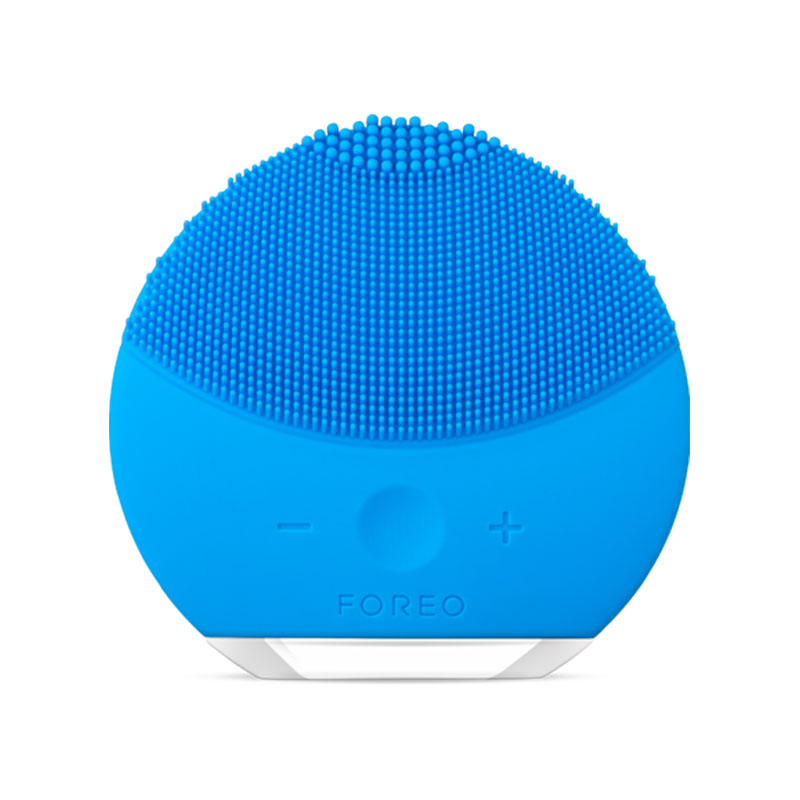 Luna mini2 露娜迷你 电动硅胶美容洁面仪 海洋蓝 无保修