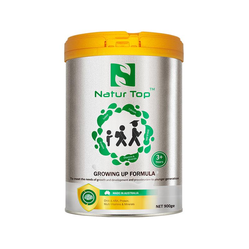 Natur Top 诺崔特 儿童及青少年奶粉 900g