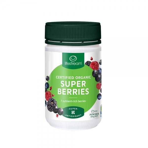Lifestream 养生莓果粉 100g