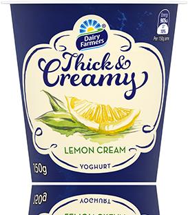 dairy farmers酸奶 柠檬奶油口味 包邮