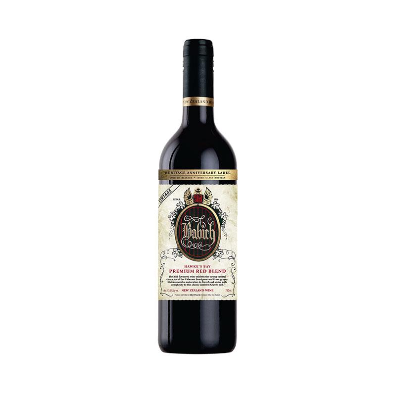 百祺 复古系列 百年庆典干红葡萄酒 13.8%vol 750ml