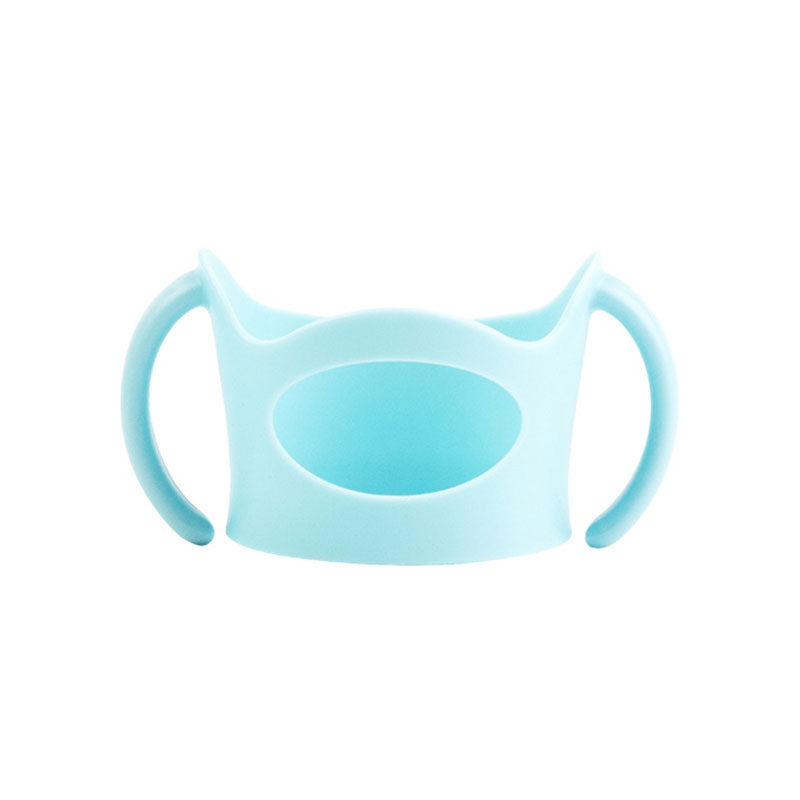 Perry Mackin 奶瓶专用手柄 蓝色