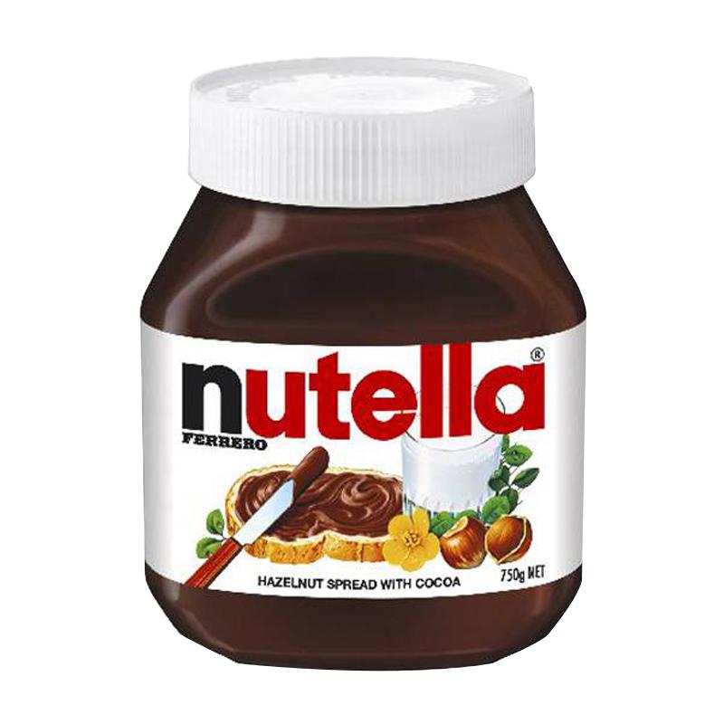 Nutella 榛子巧克力酱 750克
