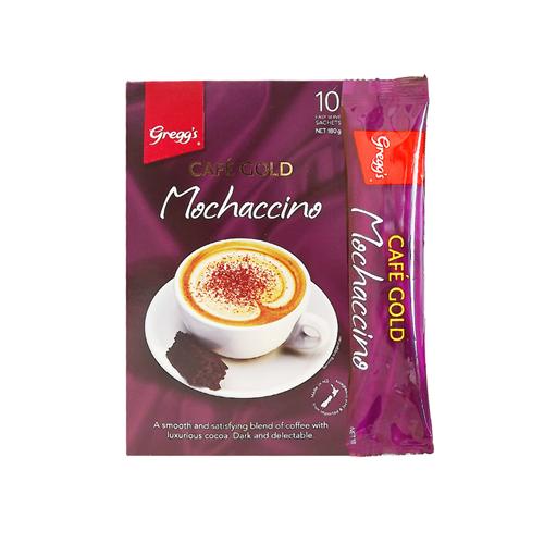 Greggs 金牌速溶咖啡摩卡 10条 150g 浓郁丝滑