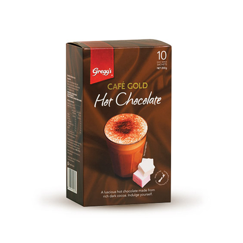 Greggs 金牌速溶热巧克力 10条150g
