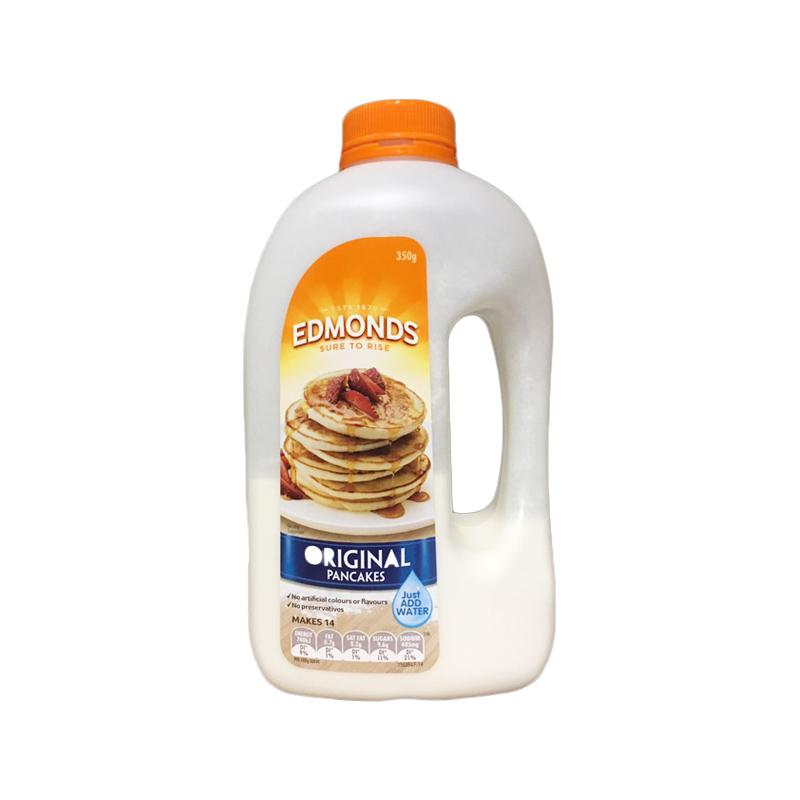 Edmonds 天然有机松饼粉 原味 350g 摇摇瓶华夫饼粉