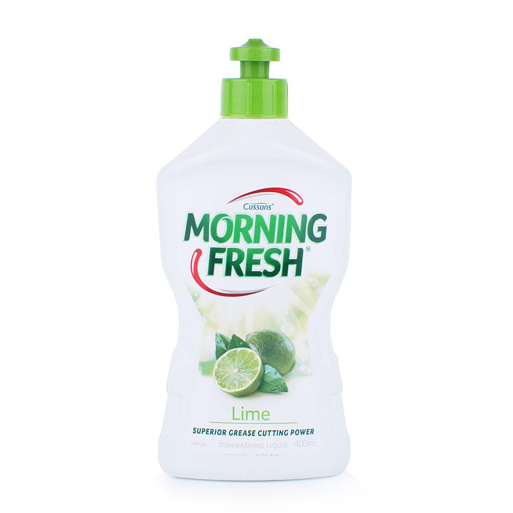 Morning Fresh 天然浓缩洗洁精 400ml 青柠味