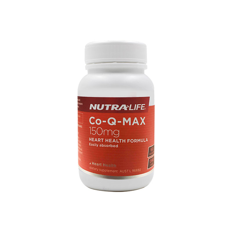 Nutralife 纽乐 复合辅酶Q10胶囊 60粒