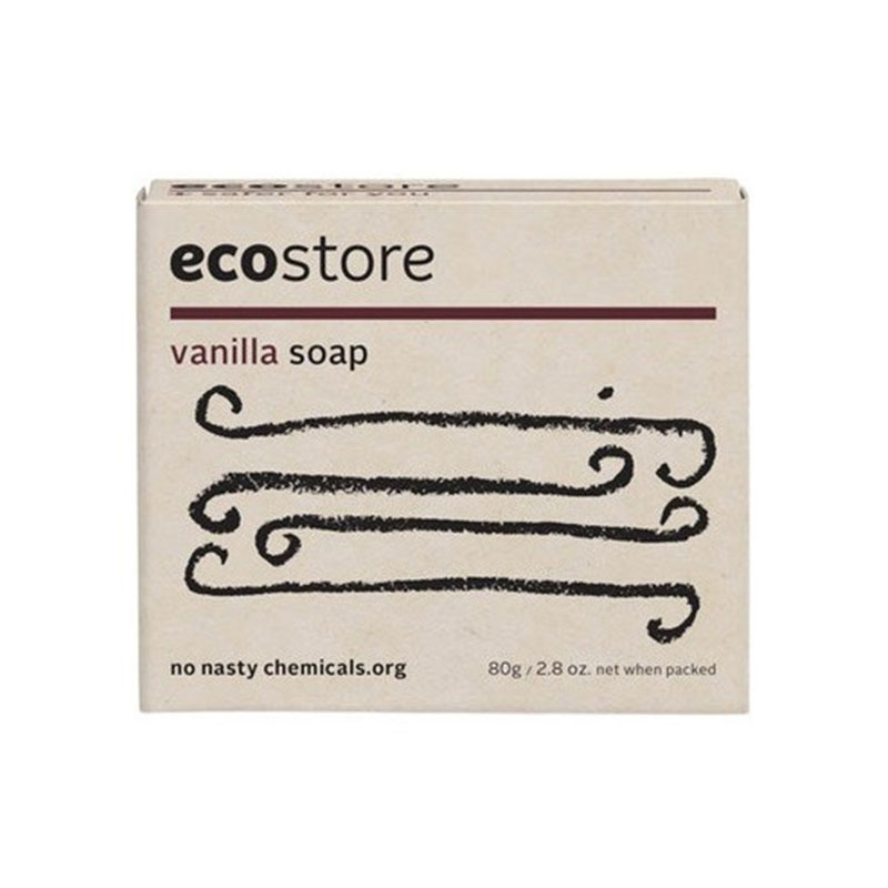 ecostore 纯天然温和香草皂 80g  温和滋养 香味天然