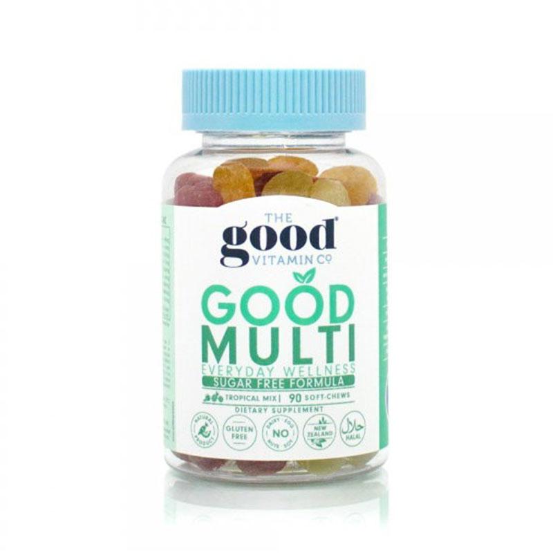 The Good Vitamin Co 成人无糖多种维生素软糖 90粒