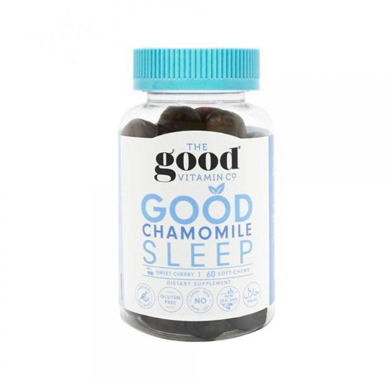 The Good Vitamin Co 成人安睡助眠软糖 60粒