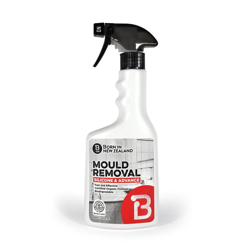 BORN IN NEWZEALAND 有机硅胶和顽固除霉剂 500ml