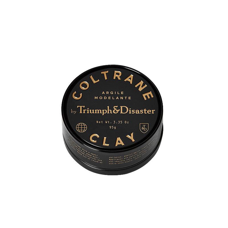 T&D 男士发泥 黑色保湿塑形版 95g