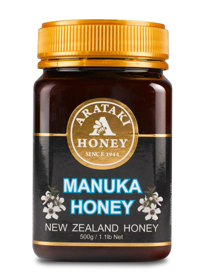 Arataki天然麦卢卡蜂蜜 500g 提高免疫 保护机体 保健肠胃