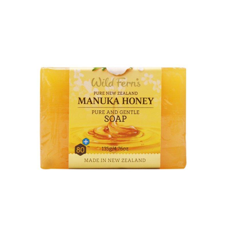 Parrs 帕氏 麦卢卡蜂蜜香皂135g 温和洁肤抗菌