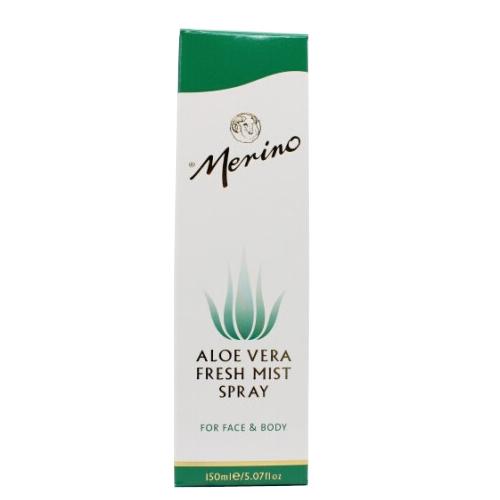 美丽诺 Merino纯天然芦荟水喷雾150ml 晒后修复 美白防斑