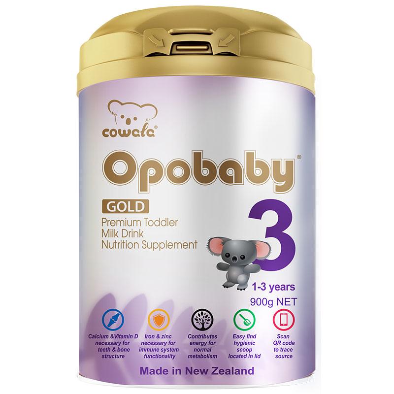 咔哇熊 Cowala 超級金裝嬰兒奶粉 3段*6罐  適合1-3歲寶寶
