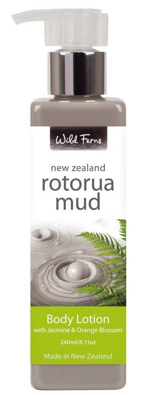 Parrs 帕氏 Rotorua火山泥身體乳液 240ml
