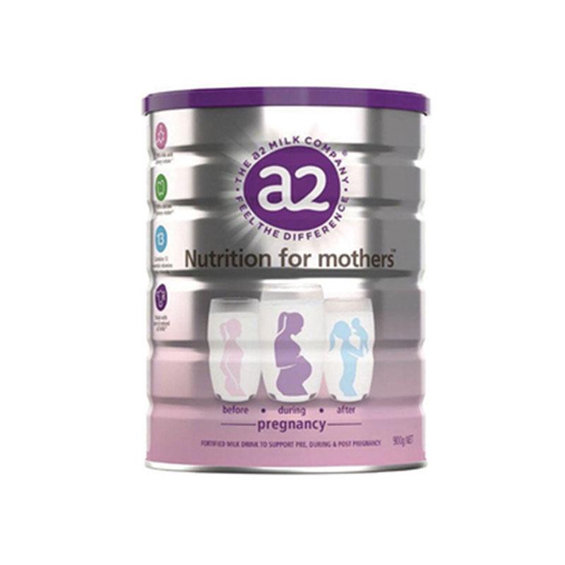 新版 A2 白金孕婦奶粉 900g*3罐裝