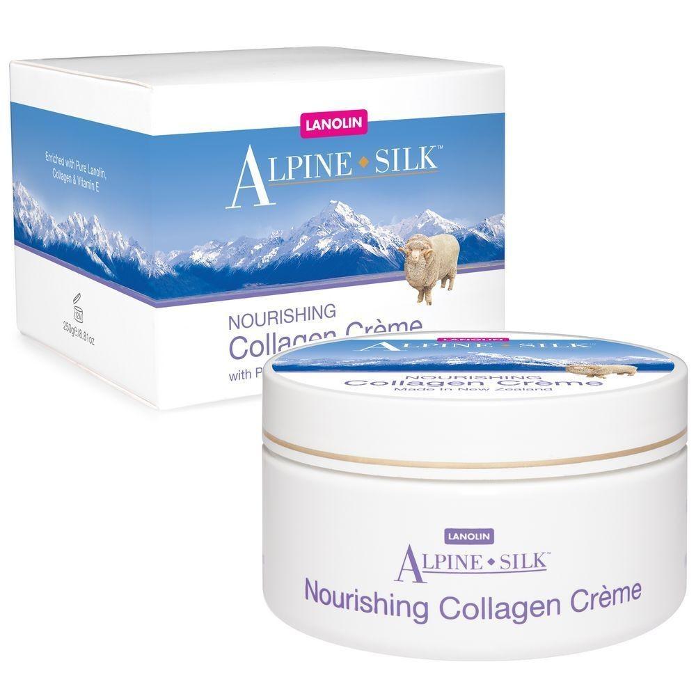 AlpineSilk 滋養膠原蛋白霜  250g