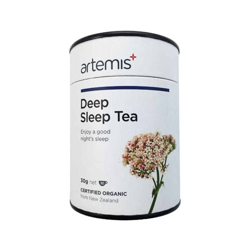 Artemis 深度睡眠有机花草茶 30g 帮助睡眠