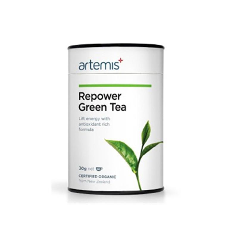 Artemis 生能綠茶 30g 改善腦循環