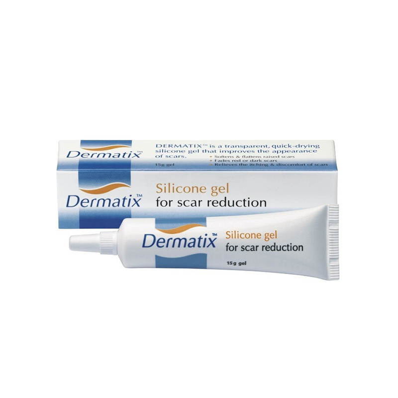 Dermatix  舒痕祛疤痕膏 15g 手术烫伤疤痕修复
