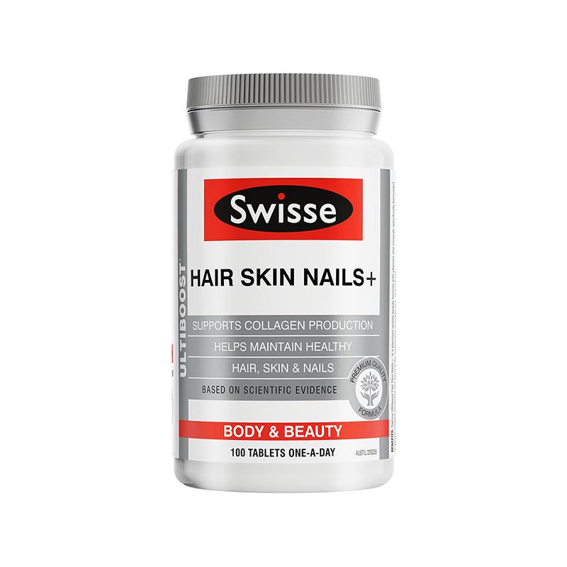 Swisse 膠原蛋白片 100片