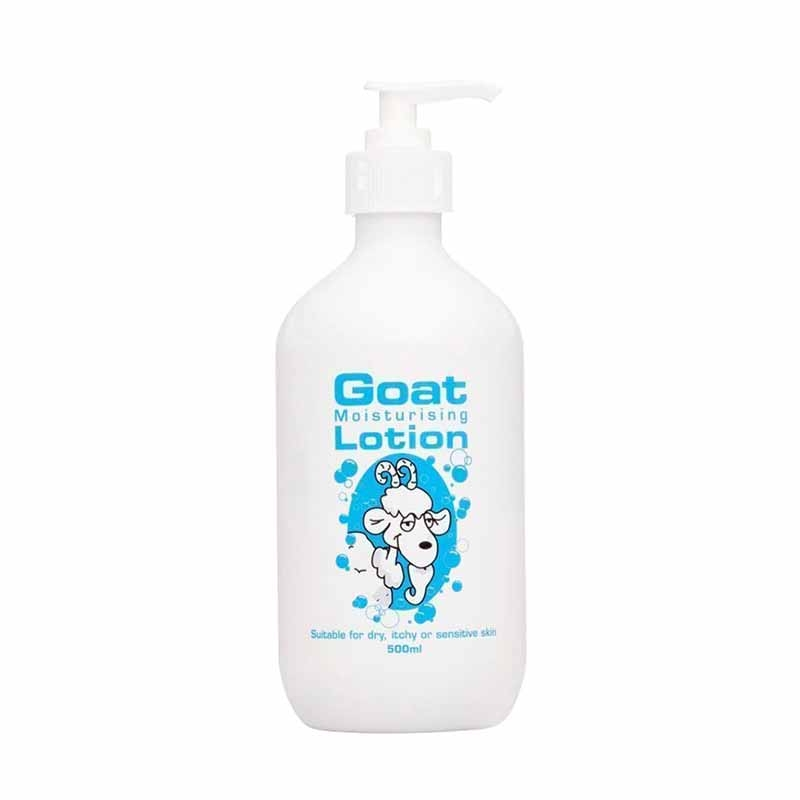 Goat Milk 纯天然山羊奶润肤露(原味)500ml