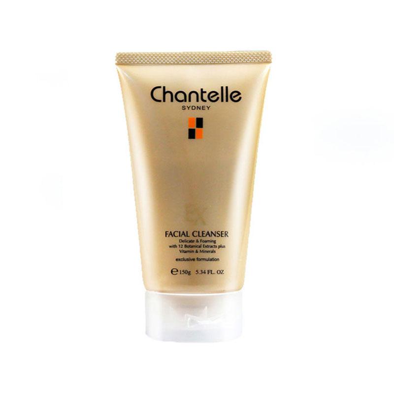 Chantelle 香娜露兒 補水保濕潔面凝露 150g 控油深層清潔毛孔