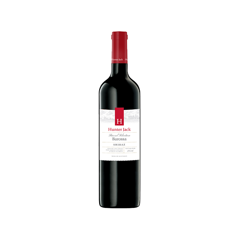 獵人杰克精選西拉紅葡萄酒 2x750ml