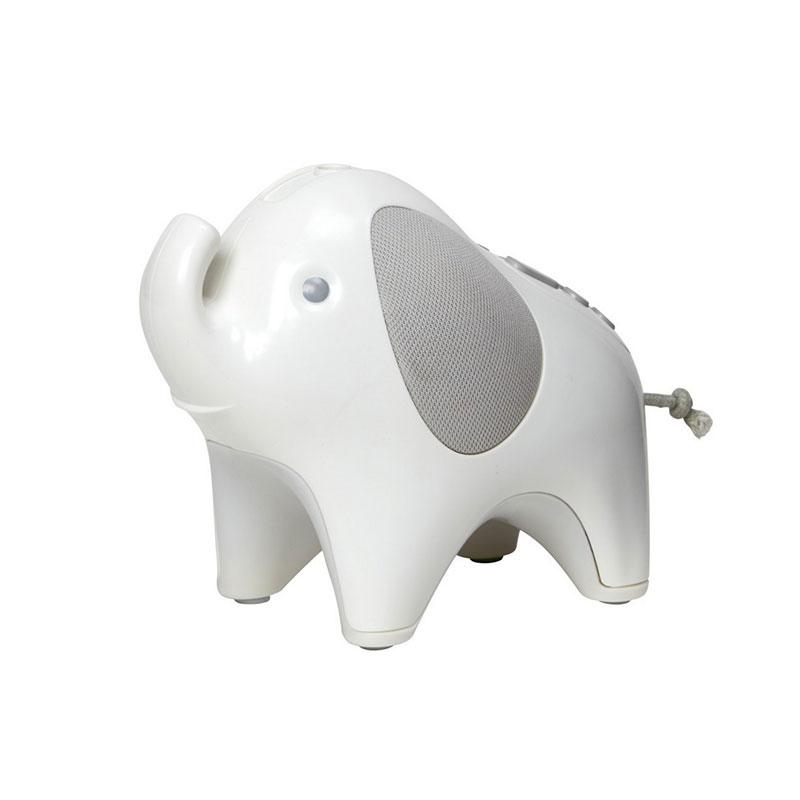 Skip Hop 多功能星空投影安抚夜灯-小象