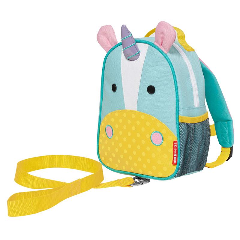 Skip Hop 可愛動物園防走失背包-獨角獸