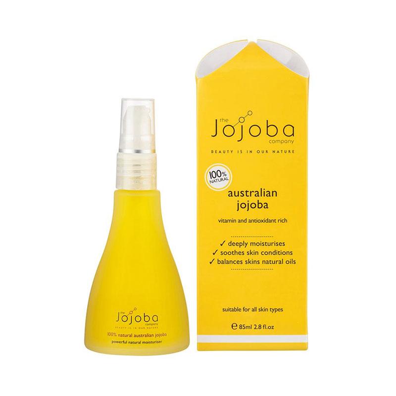 Jojoba 天然荷荷巴油 85ml 基礎按摩油 保濕卸妝基礎油