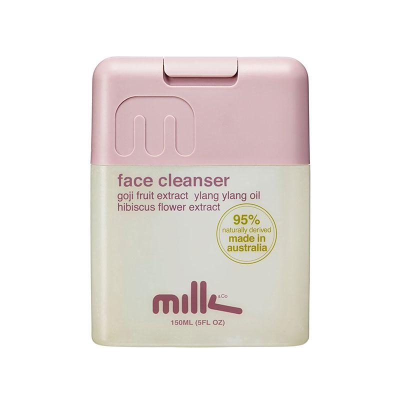 Milk&Co 女士潔面乳 150ml 溫和控油 深層保濕