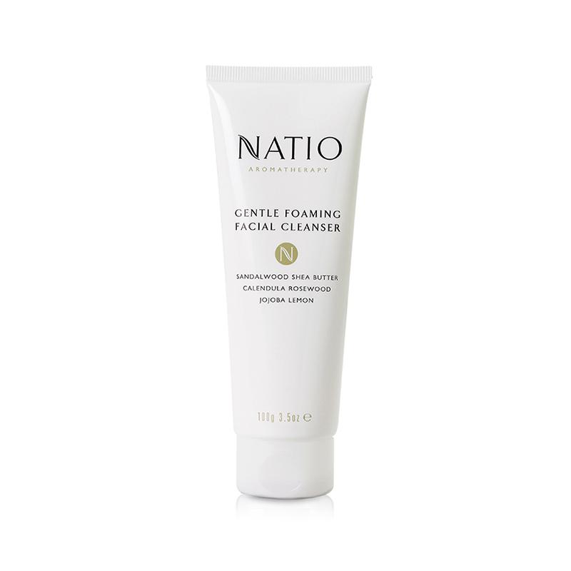 Natio 娜迪奧 泡沫香薰洗面奶 100g