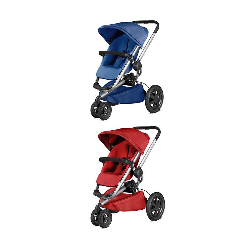 Quinny Buzz 高景观轻便折叠婴儿车推车 双向推行 0-3岁可适用