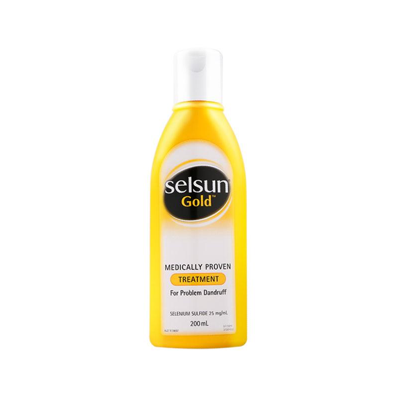 Selsun Gold 强力去屑洗发水 200ml