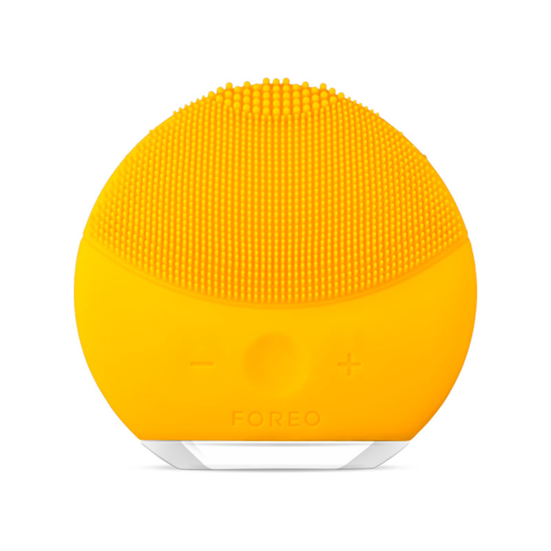 Luna mini2 露娜迷你 电动硅胶美容洁面仪 海葵花黄 无保修