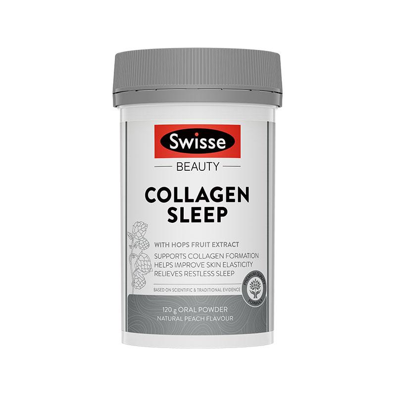 Swisse 晚安膠原蛋白肽粉 120g