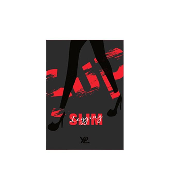 YPL Supreme聯名限定款暴暴褲 塑形修身瘦腿褲