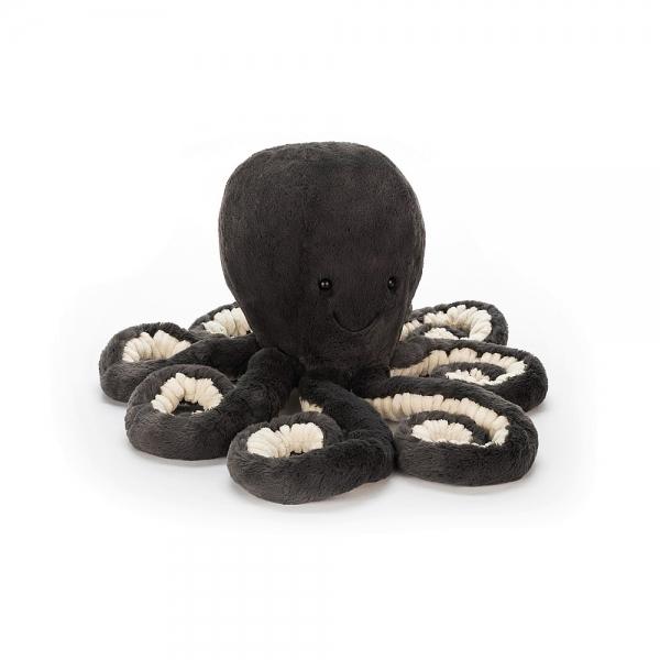 Jellycat 黑色小号章鱼 odl2ink