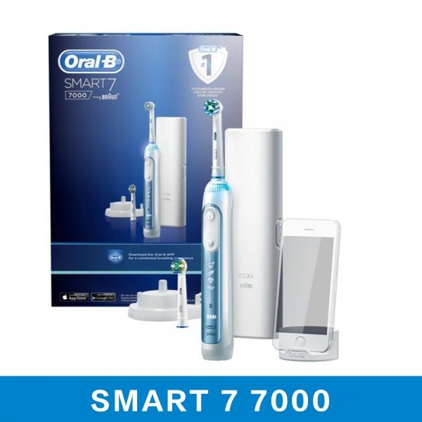 Oral-B Smart7 7000 藍色
