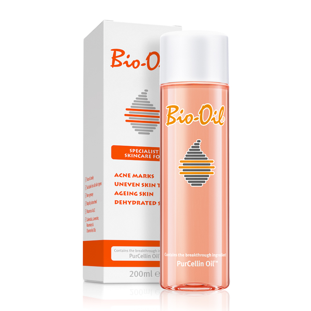 Bio Oil 百洛油 特效祛除妊娠纹 200毫升