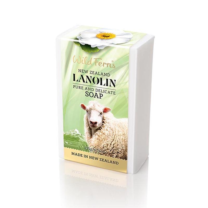 Parrs 帕氏 綿羊油香皂 135g